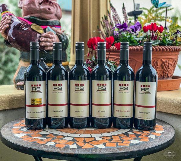 Rotwein-Liebhaber-Box